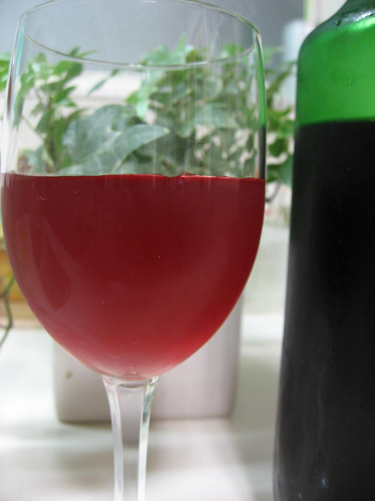 秋の酵素ジュース